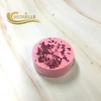 China OEM Strong Aromatherapy Shower Steamers With Private Label 30g MSDS BSCI on sale