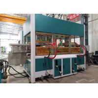 Quality Virgin Paper Molded Pulp Machine Thermoforming Machine for Fine Electronic Packages for sale