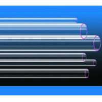 China High Temperature Resistant Degree Centigrade Clear ozone free Quartz Heating tube Made From Pure Silica wholesale