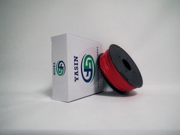 Quality Coloree el filamento modificado para requisitos particulares de la pluma de la impresora 3D, filamento de la impresora 3D de 1.75m m/de 3m m for sale