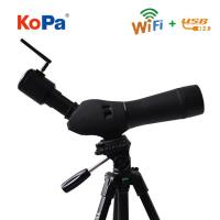 China Telescope&Spotting Scope- works with iPhone/ iPad/Android/tablet/PC,Free APP, 5 Mega Pixel wholesale