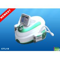 China Dual Pumps Belly Fat Removal Cryolipolysis Slimming Machine , Zeltiq Cryotherapy System wholesale