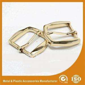 China Материал цинка пряжки сумки моды ОЭМ пряжки 25С34.7С38ММ Пин металла золота wholesale