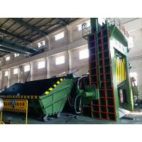 China Large Hydraulic Metal Cutting Shears Machinery For Thin & Light Scraps wholesale