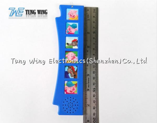 Quality 6 Button Push Button Sound Module Sound Board Kids Sound Book Of Child Three Pig for sale