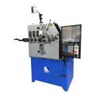 China Spring Wire Range 1.0-4.0mm CNC Control Spring Coiling Making Machine wholesale