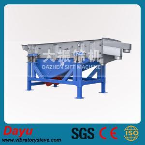 China DAP vibrating sieve vbirating separator vibrating shaker vibrating sifter on sale