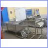 China fish shrimp cleaning machine , shrimp washing machine wholesale