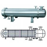 China Removable U - Type Shell And Tube Heat Exchanger With One Year Warranty wholesale