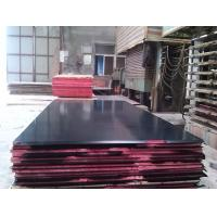 China Construction Marine Shuttering Plywood / Fancy Film Face Plywood Sheet , Corrosion Resistance on sale