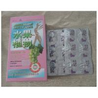 China Pink Fruta Planta Reduce Weight / Slimming Beauty Capsules Q / GMZHCH 06 wholesale