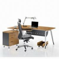 China Office Desk/Executive Table/Office Furniture, Top Thickness of 25mm on sale