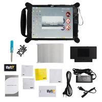 EVG7 DL46 Vehicle Diagnostic Tools HDD500GB/DDR2GB Diagnostic Controller Tablet PC
