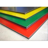 China Antibacterial Aluminum Composite Panel RAL standard Aluminium Panel Cladding wholesale