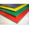 China Antibacterial Aluminum Composite Panel RAL standard Aluminium Panel Cladding wholesale