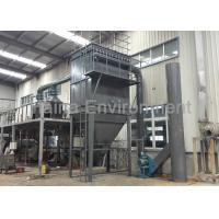 China 99% Efficiency Steel Jet Single Bag Dust Collector For Purify Flue Gas wholesale