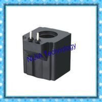 China Black AC 220V Hydraulic Solenoid Coil / Electromagnetic Coil NIJIA406 wholesale