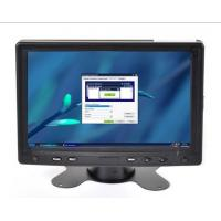 China High Bright 7 Inch VGA Touch Screen Monitor With AV2 Auto Swithing Reverse Camera for Car PC wholesale