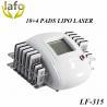 China 14 Pads lipo laser slimming instrument/ 650nm diode lipo laser slimming device/ cheapest lipo laser machine wholesale
