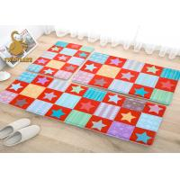 China Non-Toxic Dining Room Area Rugs With Non Slip Backing 3.2m Width wholesale