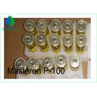 China Injectable Natural Bodybuilding Drostanolone Propionate 100mg Steroid liquid wholesale