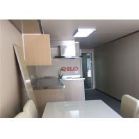 China Environmentally Prefabricated Accommodation Prefabricated Commercial Buildings wholesale