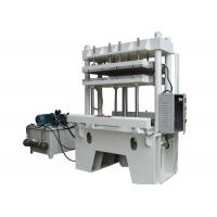China Large Pressure Hot-press Machine for Egg Tray / Industrial Packaging /100 tons wholesale