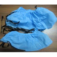 China Anti Static Medical Disposable Shoe Covers 36x15cm Size 20g~40g Thickness on sale