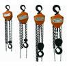 China Chain Pulley block chain block Mini Machine 3m 1 Ton Chain Block wholesale