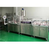 China High Speed Suppository Production Line Three Phase Suppository Filling Machine on sale