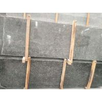 China Polished Unique Granite Stone Slabs / Dark Grey Granite Countertops on sale