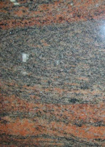 Quality Indian Multicolor Red Granite Floor And Wall Tiles High Density CE Certification for sale