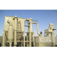 China Calcium Carbonate Powder Processing Line To Jordan on sale