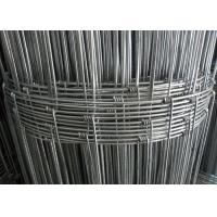 China Hinge Joint Cattle Wire Fence High Strength For Protecting Farmland wholesale