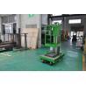 China Single Mast Aluminum Aerial Work Platform 130Kg Load and 8 Meters wholesale
