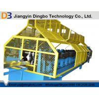 Buy cheap Automated Steel Profile Roll Forming Machine , Sheet Metal Forming Equipment from wholesalers