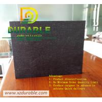 China Hot sale  solid construction materials price 18mm  shuttering film faced plywood  one side anti-slip for sale wholesale