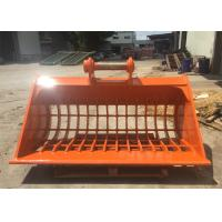 China Hitachi ZX350 Excavator Skeleton Bucket  With 2000mm Width wholesale