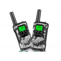 China 8-22 Channesls Pmr Two Way Radios , Durable Walkie Talkie For 7 Year Old wholesale