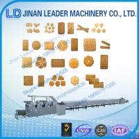 China High efficiency small scale  soft hard biscuit  manufacturing plant wholesale