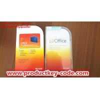 China Genuine Microsoft Office 2010 Product Key Card For Office Professional 2010 PKC No Media wholesale