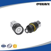 China Carbon Steel Hydraulic Flat Face Quick Coupling for ISO 16028 interchange on sale