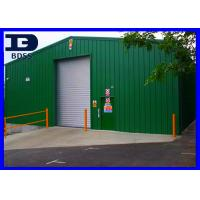 China Prefabricated Light Steel Structure Warehouse / Storage Container Houses wholesale