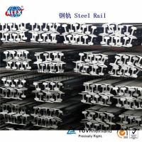 China BS100A Railway Steel Rail For Railway system wholesale