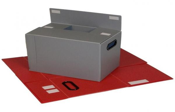 Corrugated Carton With Flex Printing Images