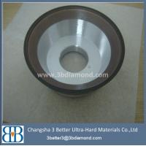 China Hunan,Changsha 6A2/11A9 cup diamond grinding wheel vitrified wholesale