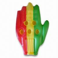 China Inflatable Hand, Suitable for Promotional Purposes, Measures 41 x 80cm wholesale