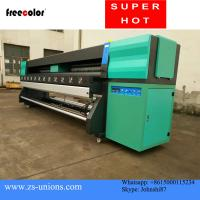 Buy cheap large format PVC banner printing machine with konica512i-30pl printhead solvent from wholesalers