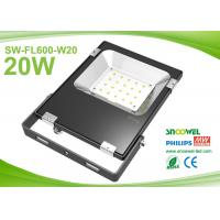 China 100-110lm / W 20w Led Security Floodlight Super Bright 2000 Lumen wholesale