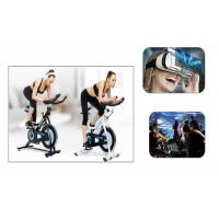China Easy Move Indoor Cycling Simulator , 9D VR Simulator VR Exercise EquipmentWith Chair wholesale